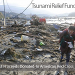 Tsunami Fundraiser Raffle