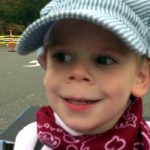 Trick or Treat! A Kind-of-Easy DIY Thomas Costume