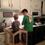 Mommy's version of DIY