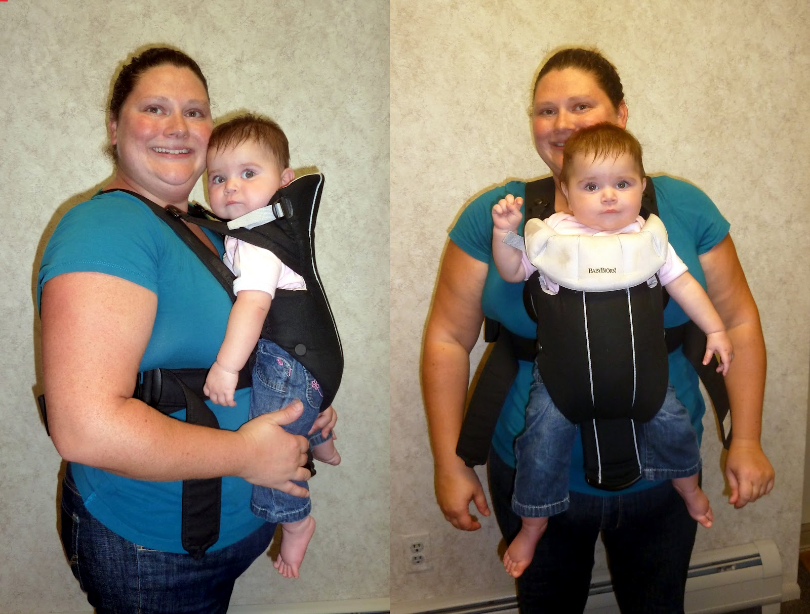 Baby Bjorn Vs Ergo Battle Of The Big Box Store Baby Carriers